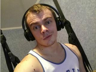 Webcam Snapshop For Man milytariboy